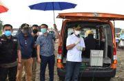 Bupati Takalar Lepas Kapal Ramadhan ACT Sulsel ke Pulau Lantang Peo