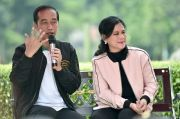 Presiden Jokowi dan Ibu Negara Ucapkan Selamat Idul Fitri