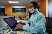 Idul Fitri, Jakarta Care Line Tetap Beroperasi Bagikan Kebahagian ke Masyarakat