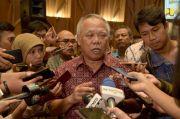 Antisipasi Kekeringan, Menteri Basuki Optimalkan Infrastruktur Tampungan Air