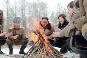 Ada Aktivitas Aneh di Jalan Menuju Villa Kim Jong-un