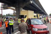 Hendak Mudik, 8.013 Kendaraan Putar Balik di Gerbang Tol Cikarang Barat