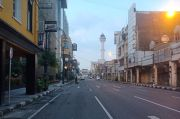 Idul Fitri 1441 Hijriah, Sebagian Kawasan Bandung Raya Diguyur Hujan Ringan