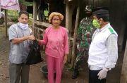 Baznas Bulukumba Salurkan Paket Lebaran untuk Warga di Zona Merah Corona