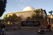 Kesedihan Pedagang, Ketika Masjid Istiqlal Tidak Gelar Salat Idul Fitri