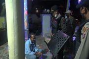 Petugas Bubarkan Musik Dangdut di Hari Terakhir PSBB di Palangkaraya
