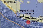 Lebaran Hari Pertama, Jabar Diguncang Gempa 5,0 SR