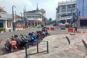 Lebaran Hari Kedua, Hujan Ringan Guyur Kota Bandung pada Siang dan Sore Hari