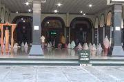 Salat Idul Fitri di Grobogan: Jamaah Dibatasi, Dijaga Aparat TNI/Polri