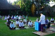 Khutbah Idul Fitri, Amien Rais Ingatkan Ujian bagi Orang Beriman