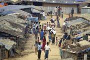 Virus Covid-19 Mewabah di Kamp Pengungsi Rohingya Bangladesh