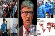 Banyak Orang Percaya Bill Gates Tanam Microchip di Vaksin COVID-19
