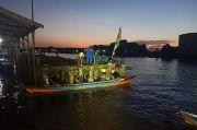 Mandi di Sungai Arut Habis Lebaran, Karyawan Tenggelam dan Belum Ditemukan