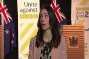 Viral, PM Selandia Baru Tetap Tenang Wawancara Live saat Diguncang Gempa