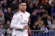 Real Madrid Sepakat Bakal Kirim Luka Jovic ke Italia