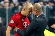Robben Sebut Guardiola Sebagai Master Sepak Bola Menyerang