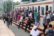 Penumpang KRL Commuter Line Turun 90% Selama Periode Lebaran 2020