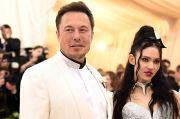 Elon Musk dan Grimes Ubah Nama Anak, Angka 12 Cuma Diganti Versi Romawi