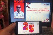 HUT ke-25 Tahun, Telkomsel Melayani Masyarakat untuk Kemajuan Indonesia