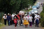 Studi Ungkap 8.000 Kematian Tambahan di Mexico City Saat Wabah Corona
