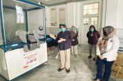 3 Rumah Sakit di Bandung Dapat Bantuan 5 Unit Swab Chamber