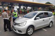 2.565 Kendaraan Pemudik Balik ke Jakarta Dihalau di Jabar karena Tak Punya SIKM