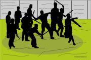 Polisi Bekuk 7 Pelaku Pengeroyokan Bersenjata Parang di Depok