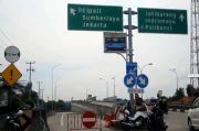 Perketat Arus Balik, Akses Pintu Tol ke Jakarta Dibatasi