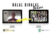 Kembali Aktif Usai Lebaran, PPSDM Geominerba Gelar Halal Bihalal Online