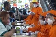 5 Karyawan Reaktif Corona, Swalayan di Grobogan Rapid Test Seluruh Pegawai