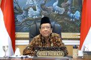 Halal Bihalal Keluarga Besar UNS Hadirkan Menko Polhukam Mahfud MD