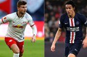 Martinez Dikaitkan ke Barca, Inter Didesak Rekrut Werner dan Cavani
