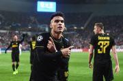 Lautaro Martinez Kian Dekat Dengan Kepindahan ke Barcelona