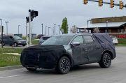 Hyundai Uji Coba Santa Cruz Pikap di Aspal Michigan