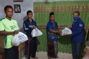 Kepedulian Sosial, Anggota DPR Ini Salurkan Bantuan Sembako untuk Warga Ranah Minang