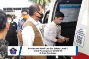 Bantu Tes Corona di Surabaya, Gugus Tugas Kirim 2 Unit Mobil Lab