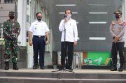 Jumlah Kasus Tinggi, Jokowi Minta Jatim Diberi Dukungan Penuh