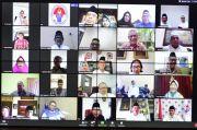 Menpora Gelar Halalbihalal bersama Jajaran Kemenpora secara Virtual