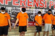 Komplotan Polisi Gadungan Modus Masukkan Sabu ke Pakaian Korban Diciduk