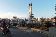 Corona Mereda, Bukittinggi Bersiap Hentikan Kebijakan PSBB