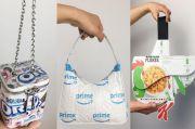 Bikin Tas dari Kemasan Makanan, Duo Desainer Ini Ingin Menginspirasi Orang