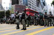 Gedung Parlemen Hong Kong Dijaga Ratusan Polisi Jelang Protes