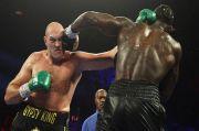 Tyson Fury: Deontay Wilder Tetap Berbahaya, Bogemannya Mengerikan
