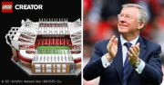 Usir Kebosanan, Sir Alex Mainan Lego Replika Old Trafford