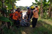 Penjudi Sabung Ayam yang Melompat ke Sungai Cisanggarung Ditemukan Tewas