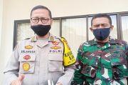 Personel Polri-TNI Utamakan Persuasif daripada Penegakkan Hukum saat New Normal