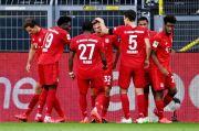 Bayern Muenchen Perpanjang Kemenangan Der Klassiker