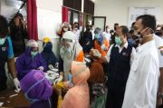 Rapid Test di Tiga Pasar Batang, 16 Pedagang Reaktif COVID-19