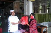 PDIP Sumbar Bagikan 500 Paket Lebaran untuk Dai