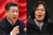 China Hapus Frasa Reunifikasi Damai dari Dokumen Taiwan